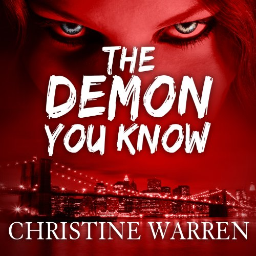 The Demon You Know audiobook cover art