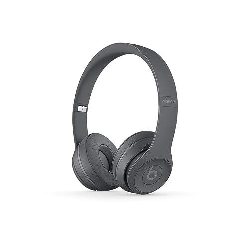 e8a4f5604f0 Beats Solo3 Wireless On-Ear Headphones - Neighborhood Collection - Asphalt  Gray