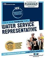 Water Service Representative (Career Examination)