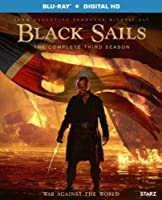 Black Sails: Season 3/ [Blu-ray] [Import]