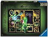 Ravensburger - Puzzle Villainous: Maléfica, 1000 piezas, Disney (15025)