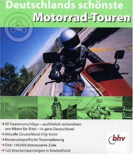Deutschlands schönste Motorrad-Touren