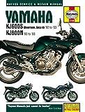 Yamaha XJ600S (Diversion, Seca II) & XJ600N Fours (92-03) (Haynes Powersport)