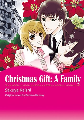 Christmas Gift: A Family: Harlequin comics (English Edition)