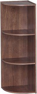 Iris Ohyama Corner Bookcase CX-3C Estante de Esquina 3
