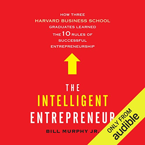 The Intelligent Entrepreneur audiobook cover art
