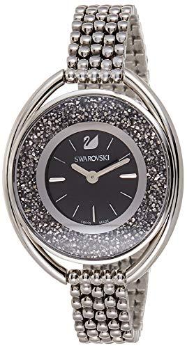 Swarovski Reloj de Mujer Cuarzo Correa y Caja de Acero dial Negro 5181664