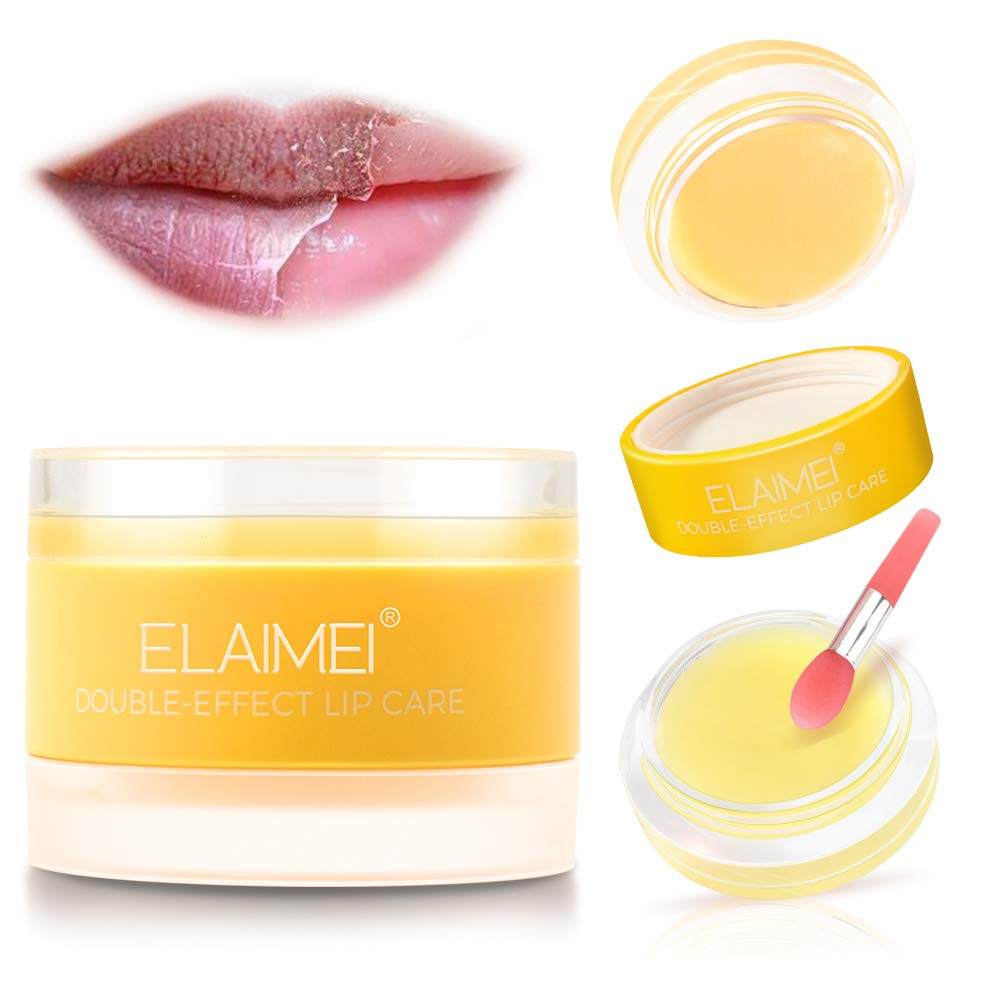 Lip Scrubs Exfoliator Moisturizer Mask Over New arrival Effect Ranking TOP9 Double