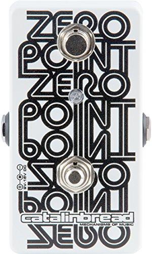 Catalinbread Zero Point Flanger Guitar Effects...