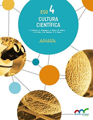 Cultura Científica. (Aprender es crecer en conexión) - 9788469811559