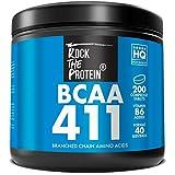 RTP® ● BCAA 4:1:1 + Vit B6 ● 200 Compresse da 1000 mg ● Integratore Alimentare a Base di Aminoacidi Ramificati ● Rapporto 411 di L-Leucina, L-Isoleucina e L-Valina ● Recupero Muscolare