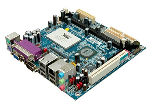 VIA EPIA Mini-ITX EPIA-EK10000G - Placa Base (VIA, VIA Luke, 1 GB, 5 V, 8 MB, 10/100 Mbps): Amazon.es: Informática