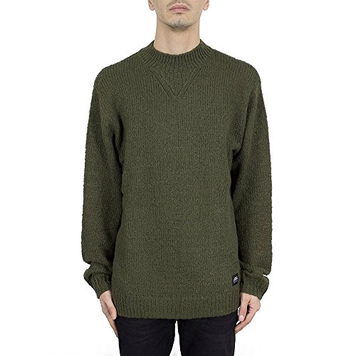 Cheap Monday Challenge Knit Tg.Large col.Dark Green