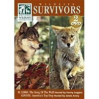 Wildlife Survivors: Lobo & Coyote [DVD]