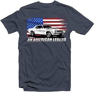 1969 Camaro American Flag T-Shirt