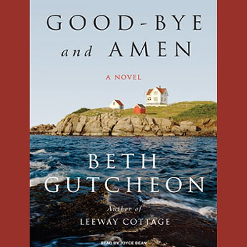 Good-bye and Amen audiobook cover art