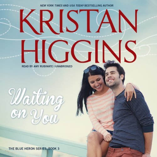 Waiting on You     Blue Heron, Book 3              De :                                                                                                                                 Kristan Higgins                               Lu par :                                                                                                                                 Amy Rubinate                      Durée : 12 h et 21 min     Pas de notations     Global 0,0