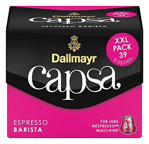 Dallmayr capsa Espresso Barista XXL, 39 Kapseln