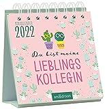 Minikalender Du bist meine Lieblingskollegin 2022