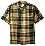 Photo de Mountain Khakis Tomahawk Madras Chemise pour Homme Kelp Taille M par