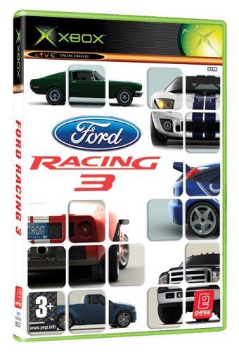 Ford Racing 3 Edizione Regno Unito