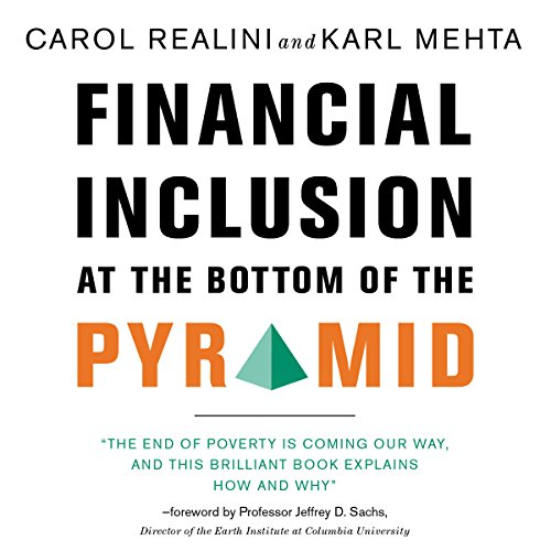 Financial Inclusion at the Bottom of the Pyramid audiobook cover art
