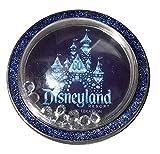 Disneyland 60th Diamond Anniversary Half Globe with Diamond Snow Trading Pin