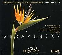 Stravinsky: Firebird / Petrouchka / Rite of Spring / Pulchinella (2011-01-10)