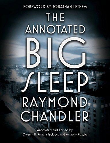 Image of The Annotated Big Sleep