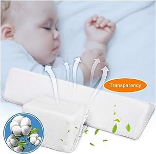 Almohada para bebés del lado de los bebés recién nacidos