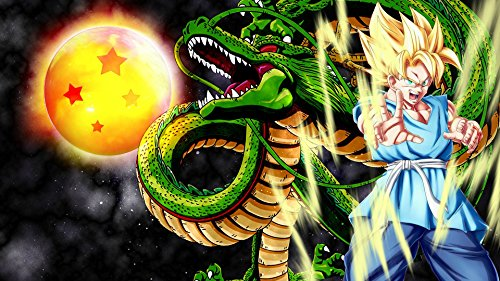 HiddenSupplies.com Dragonball Z Dragon Playmat