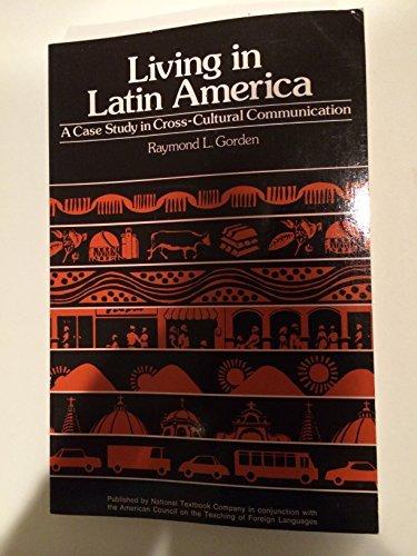 Living in Latin America (Travel) by Raymond Gordon (1985-02-02)
