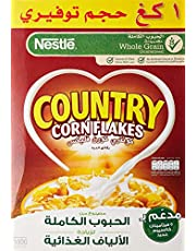 Nestle Country Corn Flakes Cereal 1000g