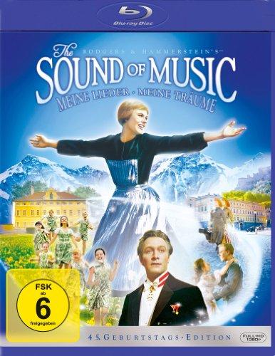 The Sound of Music - 45. Geburtstags-Edition [Blu-ray]