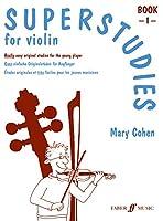 Superstudies for Violin Book 1 (Faber Edition: Superstudies)