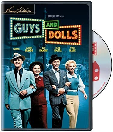 Guys and Dolls (1955) by Warner Home Video by Joseph L. Mankiewicz Robert Louis Stevenson