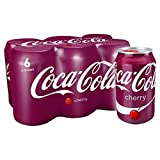 Coca-Cola De Cereza 6 X 330 Ml