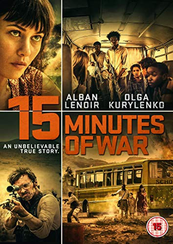 Photo of 15 Minutes of War [DVD]