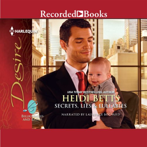 Secrets, Lies, & Lullabies audiobook cover art