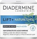 Diadermine - Lift + Crema de Noche Naturetinol - 50ml - Regenera, reduce las arrugas y unifica el tono de la piel - Nuestra alternativa al Naturetinol