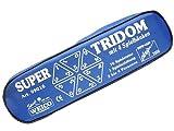 Super Tridom 99016 - mit 4 Spielbänken, 76 Steine, in stabiler Tasche mit Reißverschluss