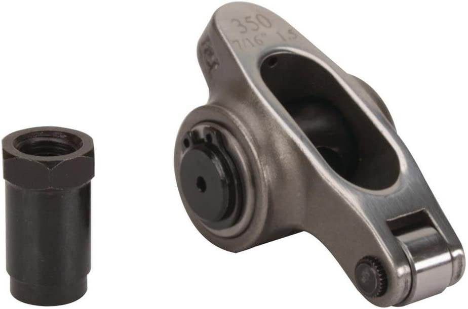 Credence Recommended Small Block Fits Chevy Stainless Arms Steel Roller 1.5:1 Rocker