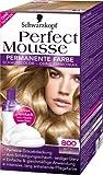 Schwarzkopf Perfect Mousse permanente Color Nivel 3, 800Rubio Medio