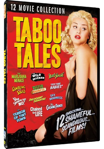 Taboo Tales - 12 Movie Collection (3pc) / (3pk) [DVD] [Region 1] [NTSC] [US Import]