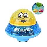Techrace Schwimmende Badespielzeug FüR Babys,Pool Spielzeug Kinder Mit Licht,Kann Schweben Und Sich...