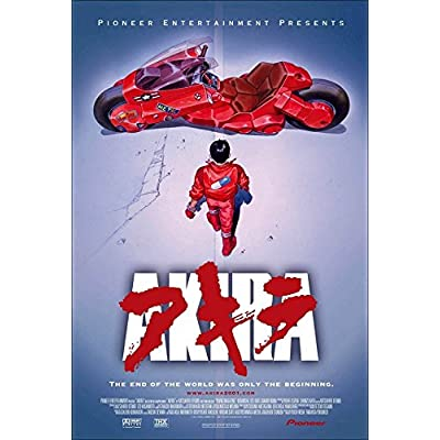 akira poster, End of 'Related searches' list