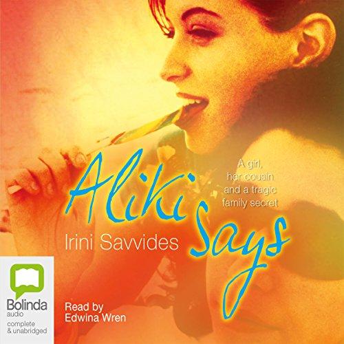 Aliki Says cover art