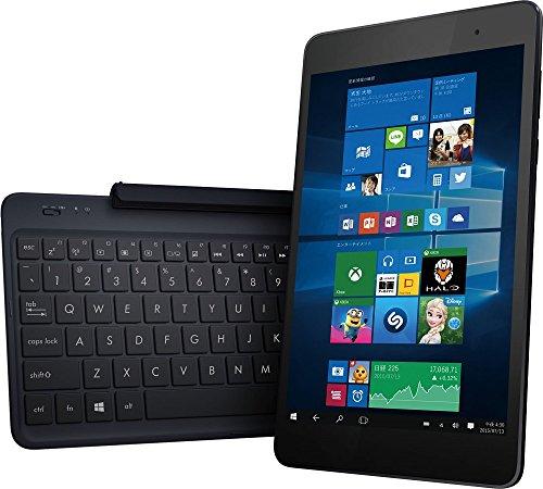 ASUS ノートパソコン TransBook T90CHI-3775 Windows10/8.9インチ/ダークブルー