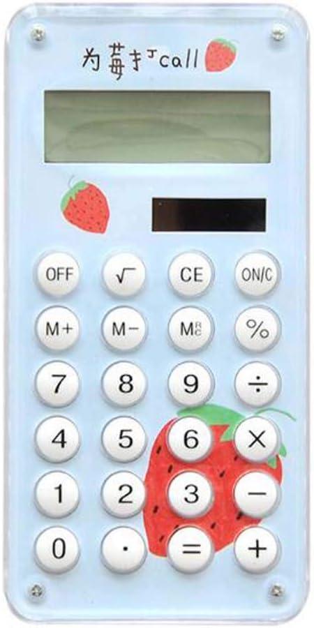 Mail order Soldering Slim Calculator Desktop Eco-Friendly Solar 8-Digit Di
