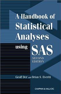Handbook of Statistical Analyses Using SAS, Second Edition
